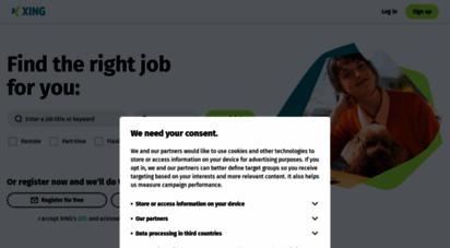 xing.com - xing - ideen für eine neue arbeitswelt