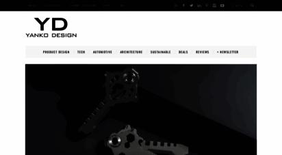 yankodesign.com - yanko design  modern industrial design news