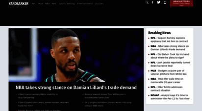 yardbarker.com - sports rumors, news & videos  yardbarker.com