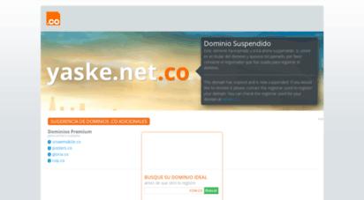 yaske.net.co -