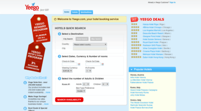 yeego.com - yeego.com - just go! hotels reservations worldwide
