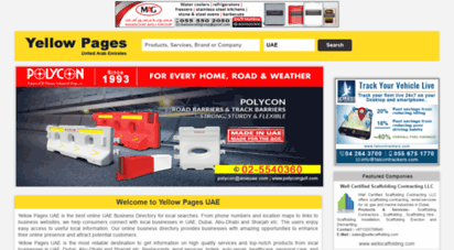 yellowpages-uae.com