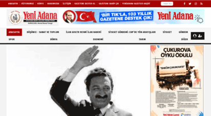 yeniadana.net - :: yeni adana gazetesi ::
