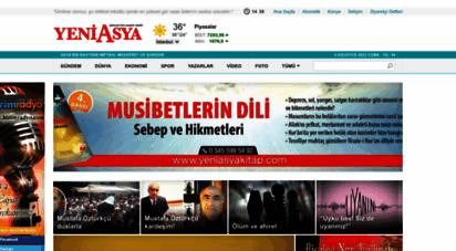 yeniasya.com.tr - yeni asya - gerçekten haber verir