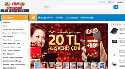 yenibitpazari.com