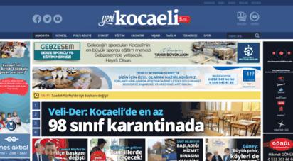 yenikocaeli.com - yeni kocaeli gazetesi