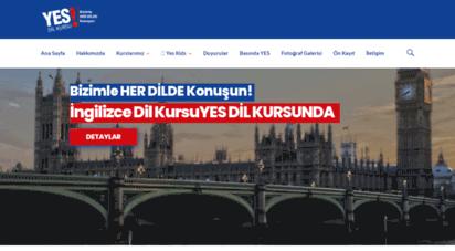 yesdilkursu.com - anasayfa  yes yabancı dil eğitim merkezi
