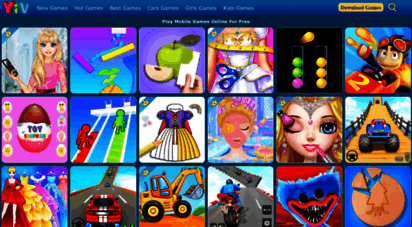 yiv.com - free mobile games and tablet games online - yiv.com