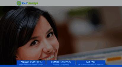 your-surveys.com