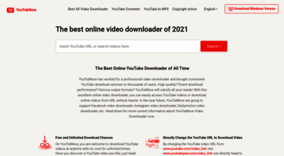 youtubnow.co - youtubnow 2020 │ top 1 video downloader and online youtube downloader
