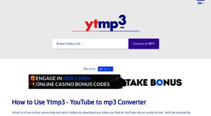 ytmp3.com - youtube to mp3 converter  ytmp3.com