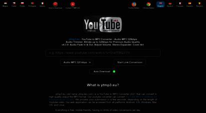 ytmp3eu.eu - ytmp3eu.eu - youtube to mp3 converter 2020 & downloader - 320kbps