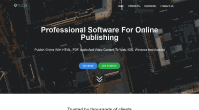 yudu.com - digital publishing platform & communication apps  yudu