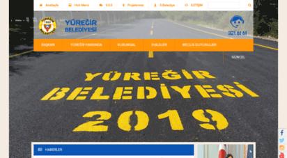 yuregir.bel.tr - yüreğir belediyesi resmi web sitesi
