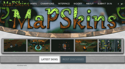Welcome to Yurixy wordpress com - Map Skins – Custom Skins