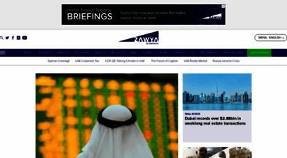zawya.com - zawya - middle east´s trusted source of business & financial news