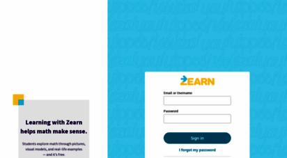 zearn.org - zearn math: top-rated math program created for teachers, by teachers