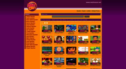 similar web sites like zeytinoyun.net