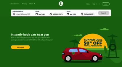 zipcar.com - car sharing: an alternative to car rental with zipcar