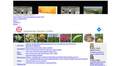 ziraatfakultesi.com - ziraat fakültesi  tarım haberleri son dakika tarım haberleri