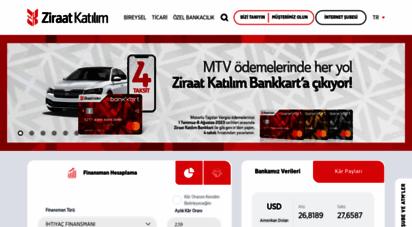 ziraatkatilim.com.tr - ziraat katılım