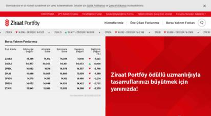 ziraatportfoy.com.tr - ziraat portföy - anasayfa