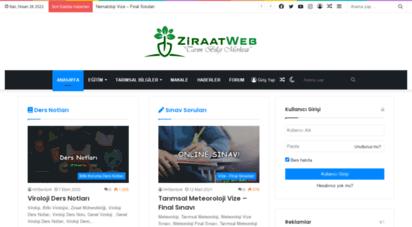 ziraatweb.com - ziraatweb  tarım bilgi merkezi