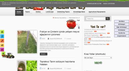 ziraatyapma.blogspot.com - tarım siteniz