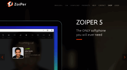 zoiper.com - free zoiper softphone for windows, mac & linux, webphone and sdk