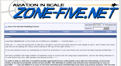 Welcome to Zone-five net - Zone-Five Aircraft Modeling