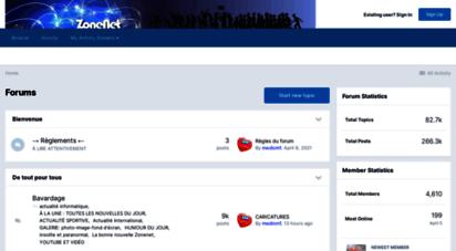 zonenet.ca - zonenet