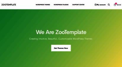 zootemplate.com - best premium responsive wordpress themes