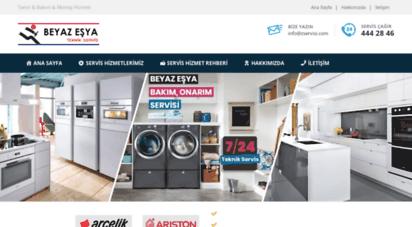 zservisi.com - zservisi.com  klima & kombi & tv & beyaz eşya servisi